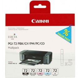 Canon PGI72 PBK/GY/PM/PC/CO Multip /o