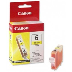 Canon BCI6 Patron Yellow /o/