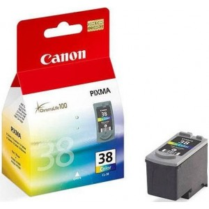 Canon CL38 Patron Color /o/