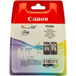 Canon PG510 + CL511 Multipack /o/