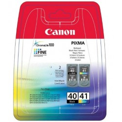 Canon PG40 + CL41 Multipack /o/