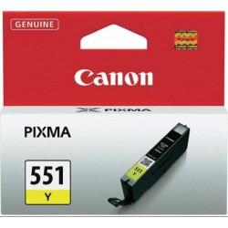 Canon CLI551 Patron Yellow /o/