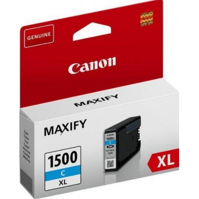 Canon PGI1500XL Patron Cyan /o/