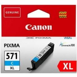 Canon CLI571XL Patron Cyan /o/