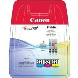 Canon CLI521 Multipack CMY /o/