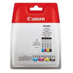 Canon CLI571 PatronMULTI C/M/Y/Bk /o/