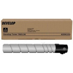 Develop ineo+454/+554 Toner Black TN512 /Eredeti/