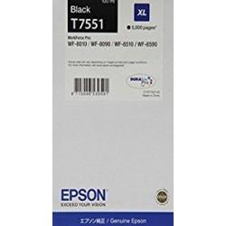 Epson T7551 Patron Bk 5K (Eredeti)