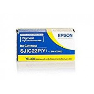 Epson C3500 Patron Yellow 32,5ml  /orig/ *