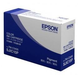 Epson C3400 Patron Color (Eredeti)*