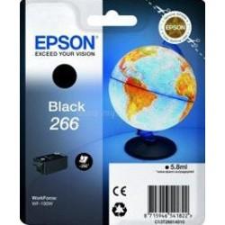 Epson T2661 Patron Bk 5,8ml (Eredeti)