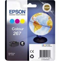 Epson T2670 Patron Color 6,7ml (Eredeti)
