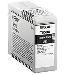 Epson T8508 Patron Matte Black  80 ml /original/