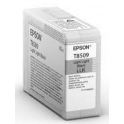 Epson T8509 Patron Light Light Black  80 ml /original/