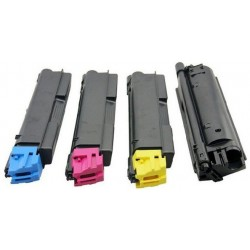 Utángyártott KYOCERA TK5150K Toner BK (For Use) CartridgeWeb