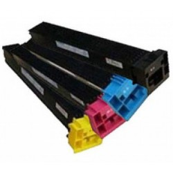 Utángyártott MINOLTA C654,754 Toner  Y JP TN711Y FOR USE