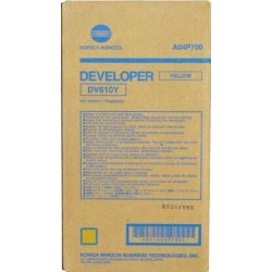 Minolta C6501/C5501 Dev. Y (Eredeti) DV610Y