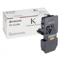 Kyocera TK5220K toner, black (Eredeti)