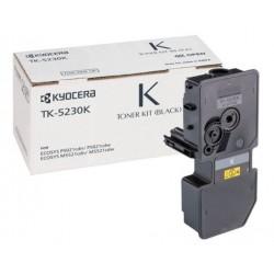 Kyocera TK5230K toner, black (Eredeti)