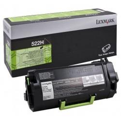 Lexmark 52D2H00 (522H) toner, 25K (Eredeti)  MS810,811,812