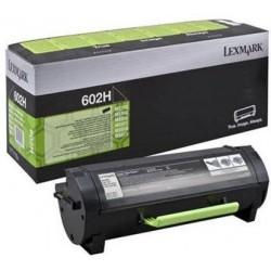 Lexmark  60F2H00 (602H) toner  (Eredeti)