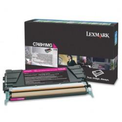 Lexmark C748H1MG toner Mag 10K (Eredeti) C748