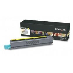 Lexmark C925H2YG toner Y 7,5K (Eredeti) C925