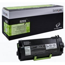 Lexmark 52D2X00 (522X) toner (Eredeti) MS811,812