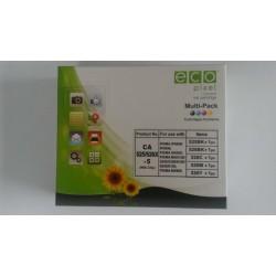 Utángyártott CANON CLI526 Multipack BKCMY 5db-os (For Use) ECOPIXEL BR PGI525BK,CLI526BK,CLI526C,CLI526M,CLI526Y