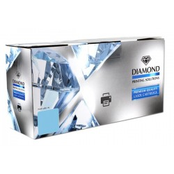 Utángyártott HP CF283X/CRG737 Toner Bk 2,4K (New Build) No.83X DIAMOND