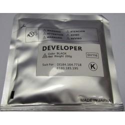 Utángyártott MINOLTA B164 Developer /FU/ DV116 FOR USE