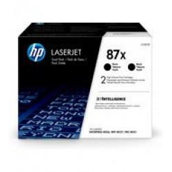 HP CF287XD Toner Bk 18k No.87X /o/