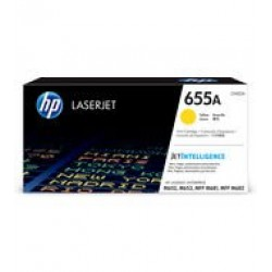 HP CF452A Toner Yellow 10,5k No.655A /orig./