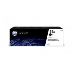 HP CF256X Toner Bk No.56X /orig/