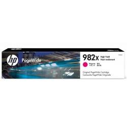 HP T0B28A PageWide Magenta 16K  No.982X /orig/