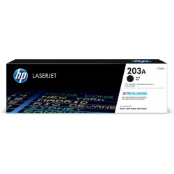 HP CF540A Toner Black 1,4k No.203A /orig./