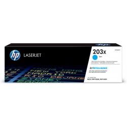 HP CF541X Toner Cyan 2,5k No.203X /orig./