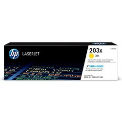 HP CF542X Toner Yellow 2,5k No.203X /orig./