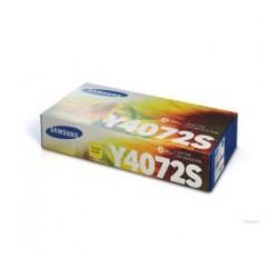 Samsung CLP 320/325 Yellow Toner (Eredeti) CLT-Y4072S/ELS (SU472A)