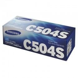 Samsung CLP 415 Cyan Toner (Eredeti) CLT-C504S/ELS (SU025A)