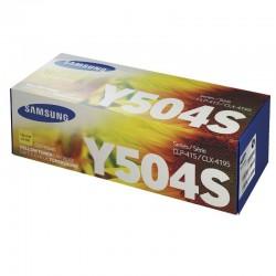 Samsung CLP 415 Yellow Toner (Eredeti) CLT-Y504S/ELS (SU502A)