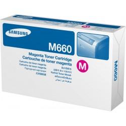 Samsung CLP 610/660A Magenta Toner 2K (Eredeti) CLP-M660A/ELS (ST919A)