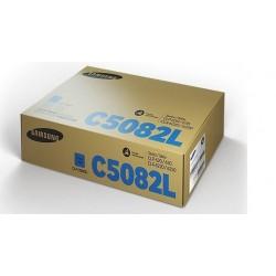 Samsung CLP 620/670B Cyan Toner 4K (Eredeti) CLT-C5082L/ELS (SU055A)