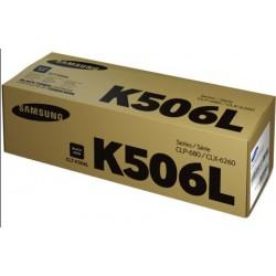 Samsung CLP 680B Black Toner 6K (Eredeti) CLT-K506L/ELS (SU171A)