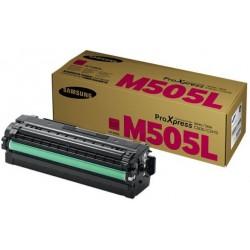 Samsung SLC2620/2670 Magenta Toner (Eredeti) CLT-M505L/ELS (SU302A)