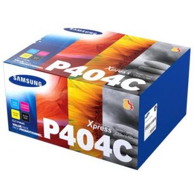 Samsung SLC430/480 Toner garnitúra (Eredeti) CLT-P404C/ELS (SU365A)