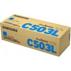 Samsung SLC3010/3060 Cyan Toner (Eredeti) CLT-C503L/ELS (SU014A)