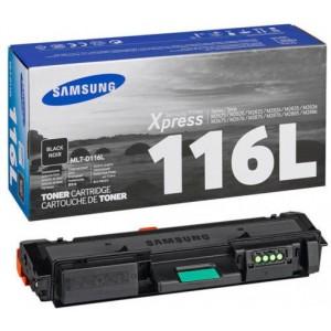 Samsung SLM2625/2825/2675/2875 Toner (Eredeti) MLT-D116L/ELS (SU828A)