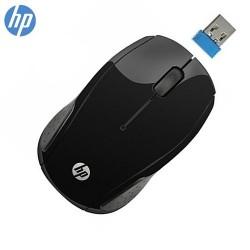 HP 200 vezeték nélküli fekete egér