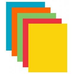"""Másolópapír, színes, A4, 80 g, 5x50 lap, XEROX """"Symphony"""", intenzív mix"""